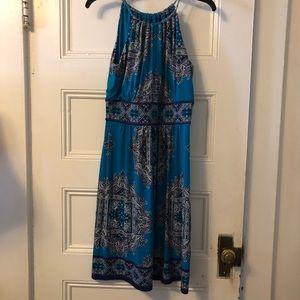 Dress Barn Halter style dress